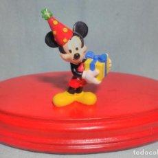 Action Figures - Figura de Mickey de fiesta marca Bully , de Disney , en goma pvc. - 160544922
