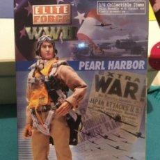 Figuras de acción: ELITE FORCES PILOTO USN PEARL HARBOUR. DRAGON. Lote 160533310