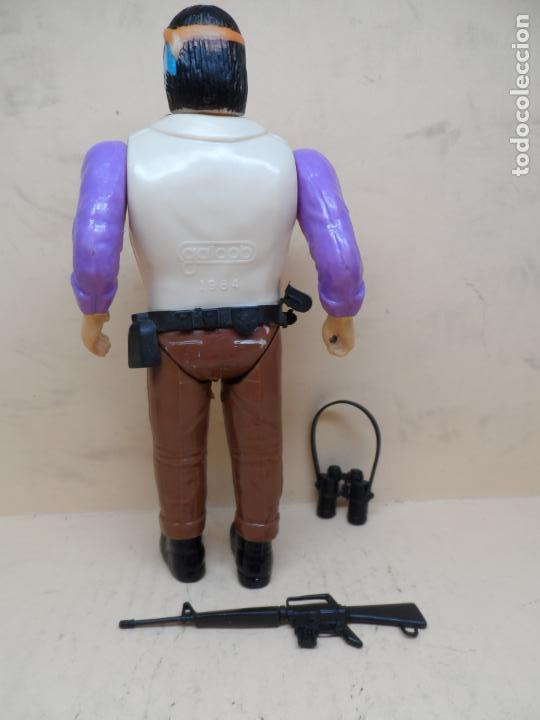 Figuras de acción: FIGURA EQUIPO A (A-TEAM) RATTLER 1984 GALOOB - Foto 2 - 161684386