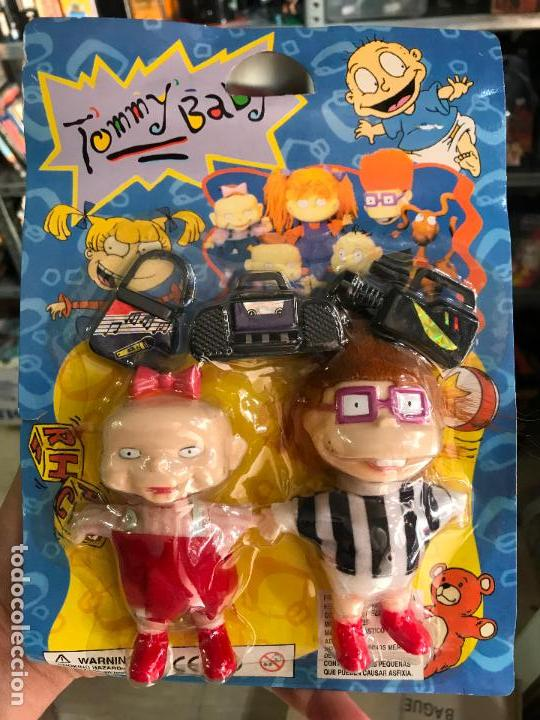 BOOTLEG DE LA SERIE RUGRATS - TOMMY BABY (Juguetes - Figuras de Acción - Otras Figuras de Acción)