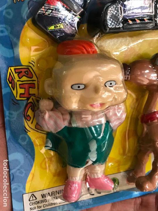 Figuras de acción: Bootleg de la serie rugrats - Tommy baby - Foto 3 - 162803982