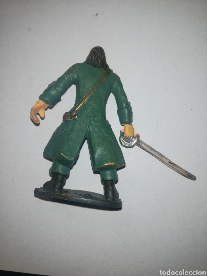 Figuras de acción: Figura Pirata goma pvc - Foto 2 - 162910596