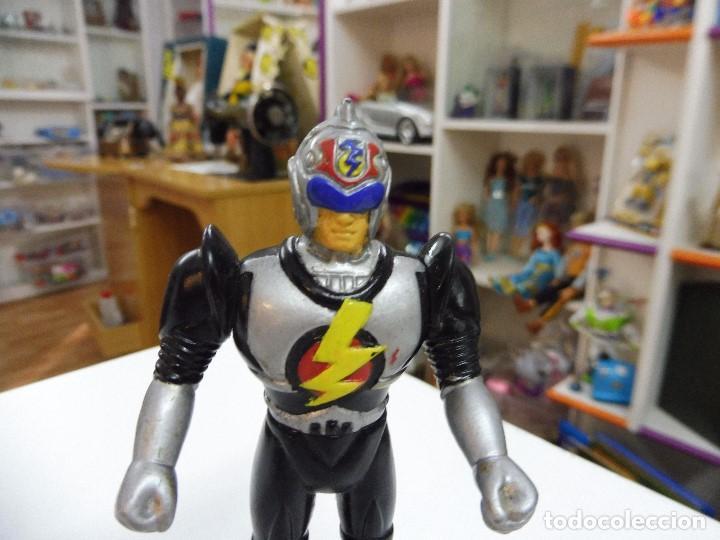 Figuras de acción: Mazinger Z soldado guerrero figura pvc articulada brazos y cintura sin marca - Foto 2 - 163086486