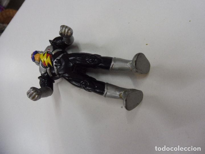 Figuras de acción: Mazinger Z soldado guerrero figura pvc articulada brazos y cintura sin marca - Foto 9 - 163086486