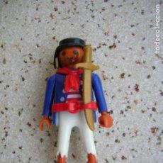 Figuras de ação: MUÑECO DE PLAYMOBIL CON ESPADA. Lote 163125270