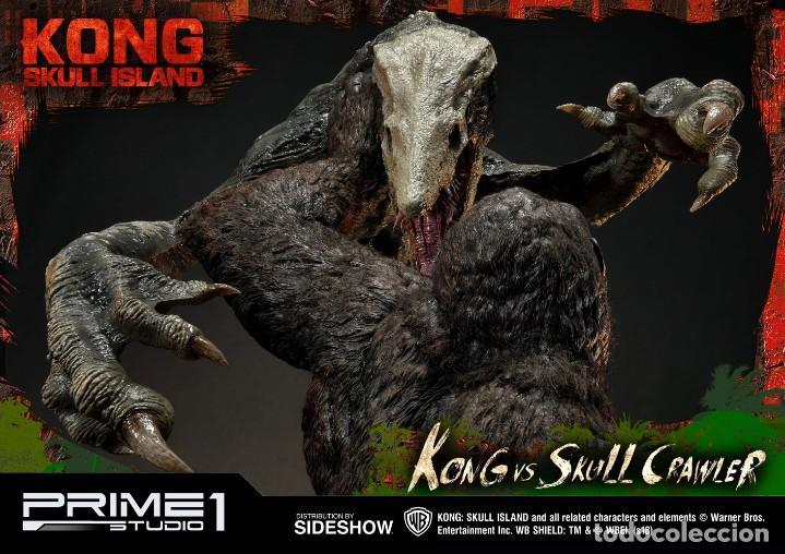 Figuras de acción: KONG SKULL ISLAND PRIME 1 STUDIO ESTADO NUEVO PRECIO NEGOCIABLE MIRE MAS ARTICULOS - Foto 3 - 163311878