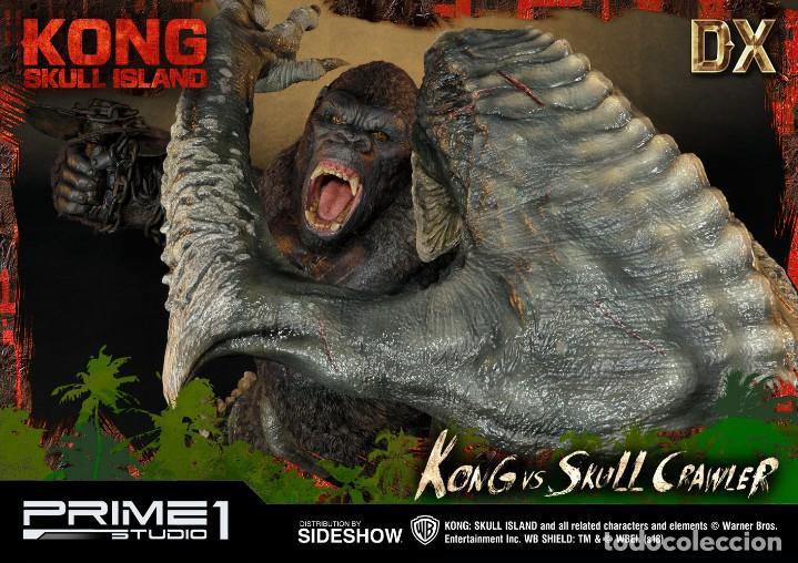 Figuras de acción: KONG SKULL ISLAND PRIME 1 STUDIO ESTADO NUEVO PRECIO NEGOCIABLE MIRE MAS ARTICULOS - Foto 4 - 163311878