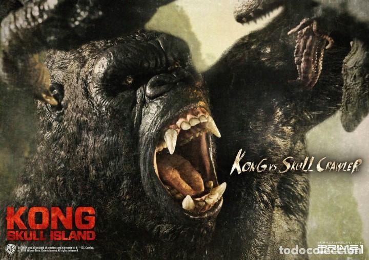 Figuras de acción: KONG SKULL ISLAND PRIME 1 STUDIO ESTADO NUEVO PRECIO NEGOCIABLE MIRE MAS ARTICULOS - Foto 6 - 163311878