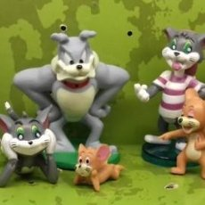 Figuras de acción: SET 9 FIGURAS DE TOM Y JERRY. Lote 163340226