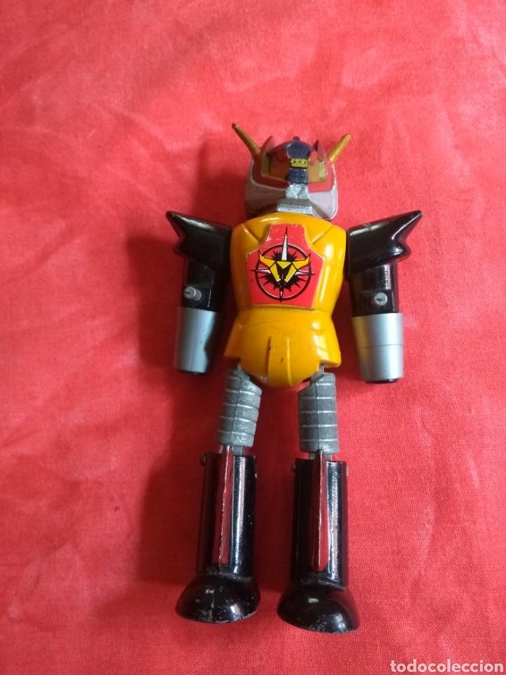 ROBOT UFOBOT POLISTIL (Juguetes - Figuras de Acción - Otras Figuras de Acción)