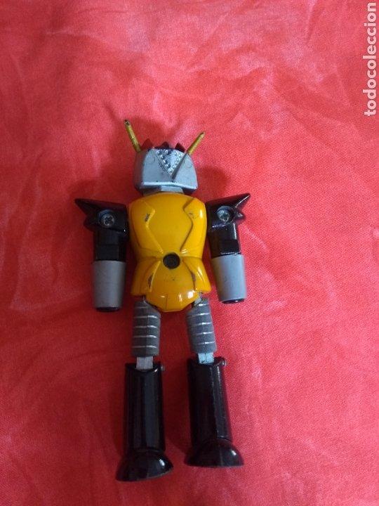 Figuras de acción: robot ufobot polistil - Foto 2 - 163343054