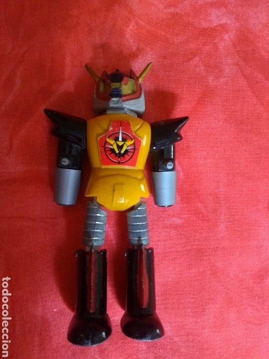 Figuras de acción: robot ufobot polistil - Foto 4 - 163343054