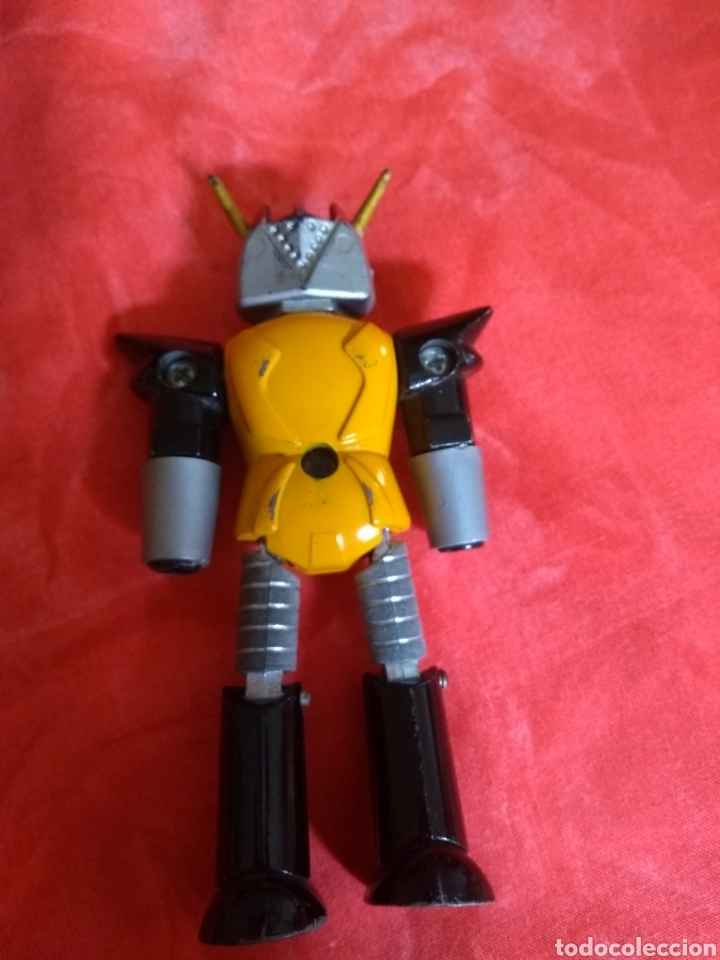 Figuras de acción: robot ufobot polistil - Foto 7 - 163343054