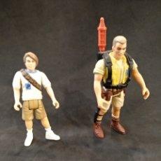 Action Figures - 2 figuras Jurassic Parc, kenner - 163777269