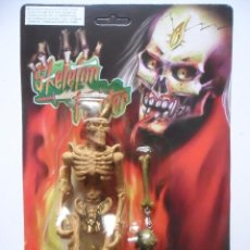 Figuras de acción: SKELETON FIGHTER SKELETON WARRIORS FIGURA BOOTLEG NUEVA EN BLISTER. Lote 164282554