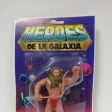 Figuras de acción - HÉROES DE LA GALAXIA LEOMAN MEIPY AÑOS 70-80 ALMACÉN TIPO MÁSTERS DEL UNIVERSO - 164303186