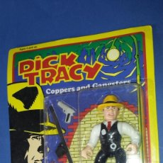 Figuras de acción: DICK TRACY COPPERS AND GANGSTERS - DICK TRACY - BANDAI - CON BLISTER. Lote 164718682