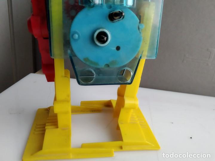 Figuras de acción: ANTIGUO ROBOT AÑOS 60 MUY RARO A CUERDA - Foto 5 - 165201058