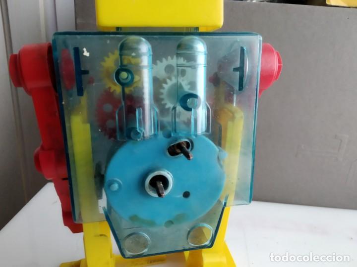 Figuras de acción: ANTIGUO ROBOT AÑOS 60 MUY RARO A CUERDA - Foto 6 - 165201058