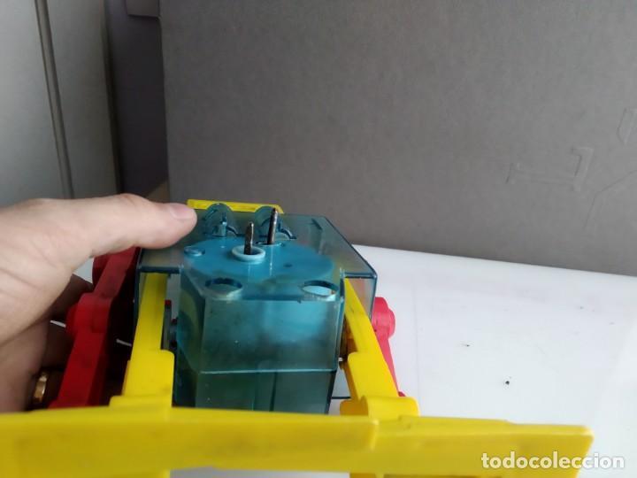 Figuras de acción: ANTIGUO ROBOT AÑOS 60 MUY RARO A CUERDA - Foto 9 - 165201058
