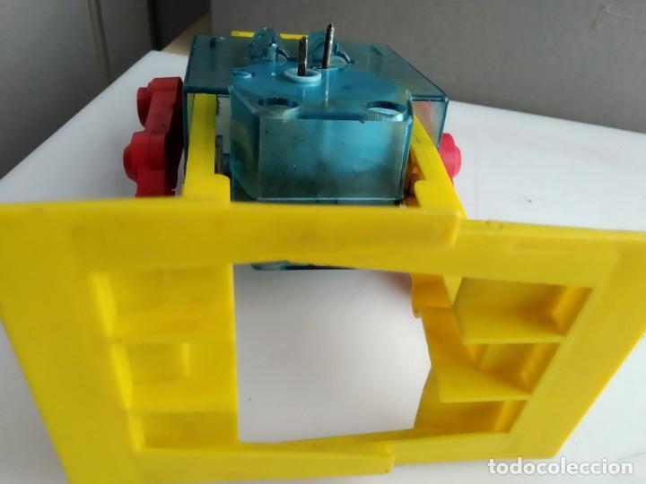 Figuras de acción: ANTIGUO ROBOT AÑOS 60 MUY RARO A CUERDA - Foto 10 - 165201058