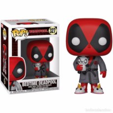 Figuras de acción: FIGURA POP MARVEL DEADPOOL PARODY DEADPOOL IN ROBE. Lote 166104282