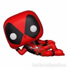 Figuras de acción: FIGURA POP MARVEL DEADPOOL PARODY DEADPOOL. Lote 166110186