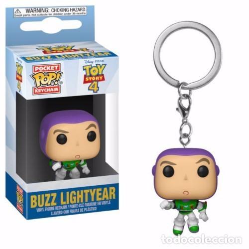 LLAVERO POP TOY STORY 4 BUZZ LIGHTYEAR (Juguetes - Figuras de Acción - Otras Figuras de Acción)