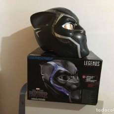 Figuras de acción: CASCO BLACK PANTHER MARVEL LEGENDS. Lote 166442638
