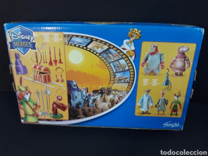 Figuras de acción: DISNEY HEROES caja metalica (rara y escasa) - Foto 2 - 166671357