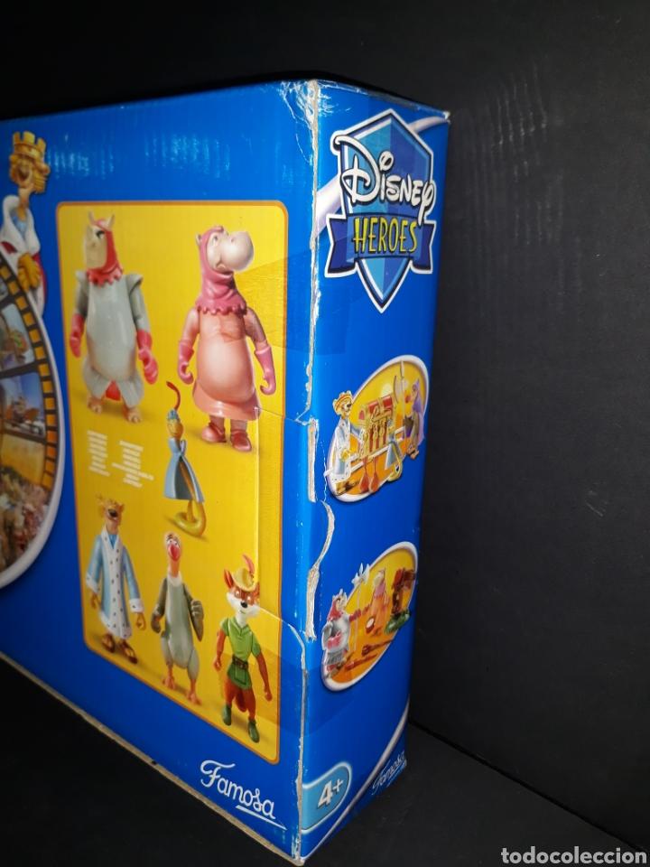 Figuras de acción: DISNEY HEROES caja metalica (rara y escasa) - Foto 3 - 166671357