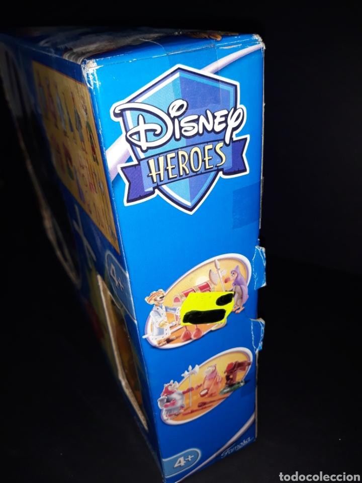 Figuras de acción: DISNEY HEROES caja metalica (rara y escasa) - Foto 4 - 166671357
