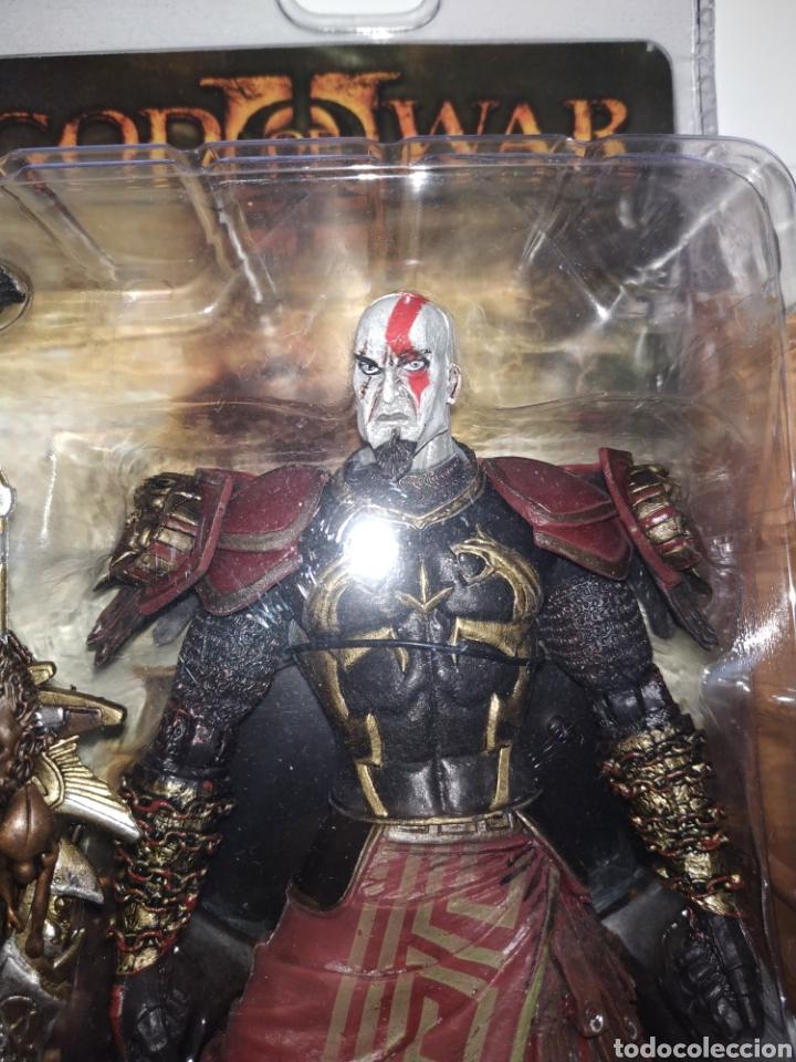 Figura god of war Kratos in ares armor 19 cm