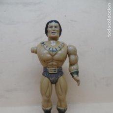 Figuras de acción: FIGURA BLACKSTAR (JOHN BLACKSTAR) BOOTLEG AÑOS 80. Lote 168578124