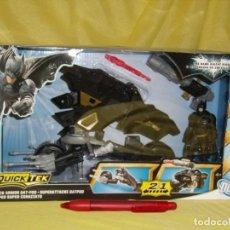 Figuras de acción: BATMAN ATTACK ARMOR BAT - POD DE MATTEL, AÑO 2011, NUEVO SIN ABRIR.. Lote 169308224