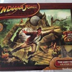 Figuras de acción: INDIANA JONES - TEMPLO DE AKATOR - HASBRO VINTAGE. Lote 169877345