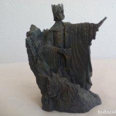 Figuras de acción: FIGURA DE RESINA DEL SEÑOR DE LOS ANILLOS THE ARGONATH, SIDESHOW WETA. LORD OF THE RINGS.. Lote 169942732