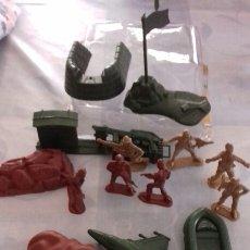 Figuras de acción: PACK MILITAR. Lote 170420213