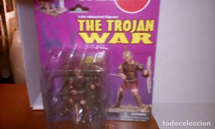 THE TROJAN WAR MENELAUS, HISTORICAL FIGURES 1/24 DRAGON CAN.DO 20065 C (Juguetes - Figuras de Acción - Otras Figuras de Acción)