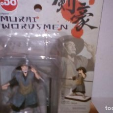 Figuras de acción: SAMURAI SWORDS MEN, HISTORICAL FIGURES 1/24 CAN.DO DRAGON. Lote 170431472