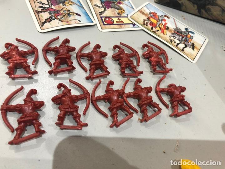 Figuras de acción: Caja de jueguites Myths & Legends años 1996 - Foto 5 - 171034649