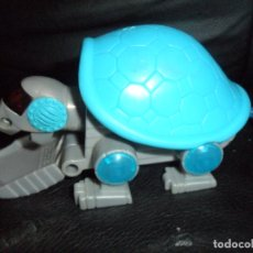 Figuras de acción: TORTUGA ROBOT - TIGER ELECTRONICS 2001 MCDONALD -. Lote 171756957