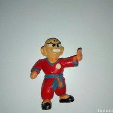 Figuras de acción: PERSONAJE DRAGÓN BALL Z CRILIN 1988 FABRICADO EN GOMA. Lote 171935903