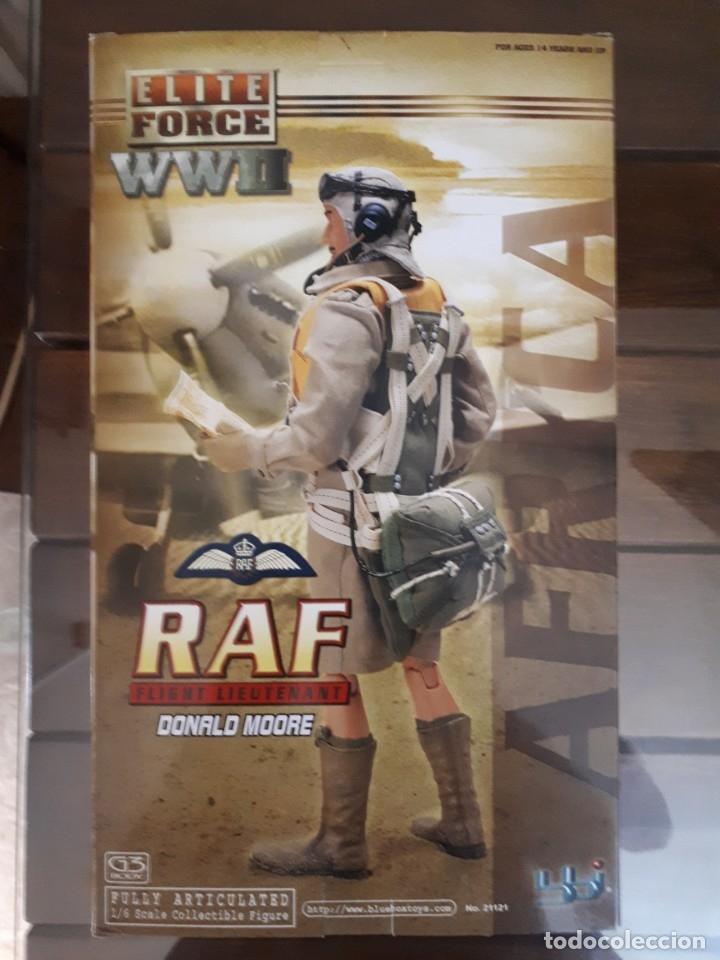 Figuras de acción: PILOTO RAF WW2 1/6 ELITE FORCE - Foto 2 - 172389488