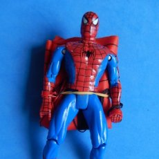 Figuras de acción: SPIDERMAN. FIGURA DE ACCIÓN. 1994. MARVEL. FABRICADO EN CHINA. TOY BIZ INC.. Lote 172396175
