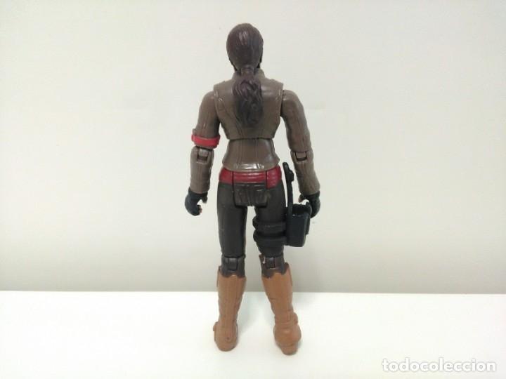 Figuras de acción: Figura de Blair Williams de la película Terminator Salvation de Playmates Toys TM © 2009 TAAG - Foto 3 - 172543533