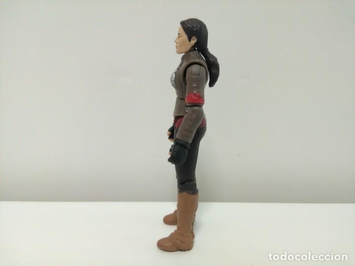 Figuras de acción: Figura de Blair Williams de la película Terminator Salvation de Playmates Toys TM © 2009 TAAG - Foto 4 - 172543533