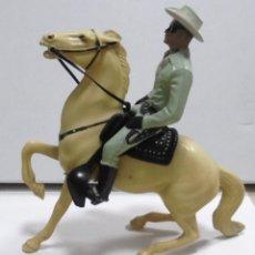 Figuras de acción: MUÑECO EL LLANERO SOLITARIO. AÑOS 50. HARTLAND. LONE RANGER. NOVARO. VER FOTOS . Lote 172683474