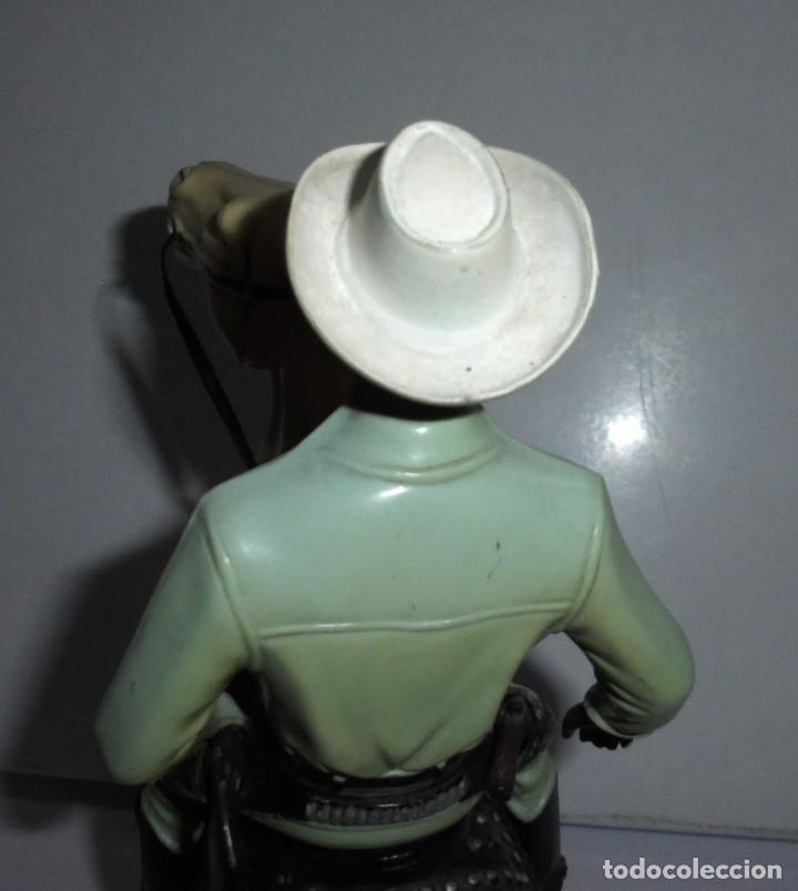 Figuras de acción: MUÑECO EL LLANERO SOLITARIO. AÑOS 50. HARTLAND. LONE RANGER. NOVARO. VER FOTOS - Foto 8 - 172683474