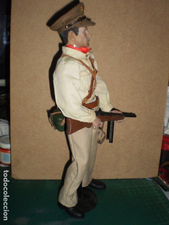 Figuras de acción: CUSTOM DRAGON OFICIAL DE LAS BRIGADAS INTERNACIONALES GCE ESCALA 1/6 - Foto 7 - 173368673
